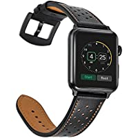 Mifa Leather band for Apple Watch 42mm iwatch series 1 2...