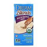 Dream Blends Original Rice and Quinoa Drink - Case of 6-32 FL oz.