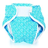 Real Nappies Splash Wrap Swimming Diaper with New and Improved Gusset Design