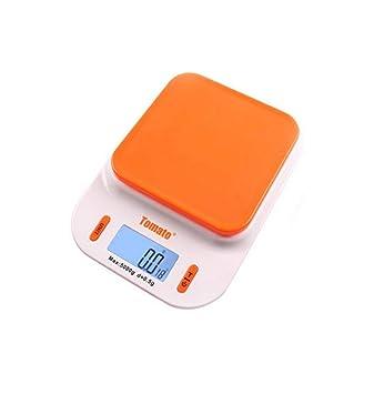 Báscula de cocina digital multifunción de alta precisión para cocina, báscula electrónica de bolsillo con