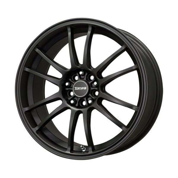 Drag-Wheels-DR-38-17×9-5×100-5×1143-et28-Flat-Black-rims