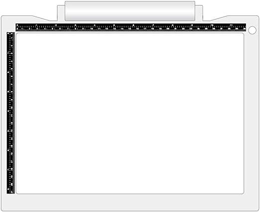 Caja De Luz A4 LED Tablero De Copia Caja De Luz Súper Delgada Almohadilla De Dibujo Cable USB con Brillo Ajustable para Artistas Animacióndibujo Dibujar Animación: Amazon.es: Hogar