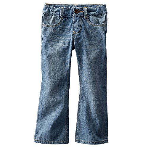OshKosh BGosh Big Girls Boot Cut E-Z Adjust Waist Jeans