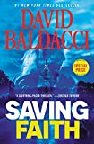 Book cover from Saving Faithby David Baldacci