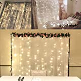 Ever Smart Window Curtain String Lights, USB
