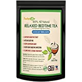 Sleeping Tea as Sleep Aid - Bed time Loose Leaf herbal blend for relaxation and sleep - Natural - 70 grams | Made in USA