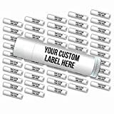 Cheap Personalized Label Premium Lip Balm 50-Pack Business Events Giveaways