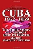Cuba 1952-1959, Manuel Marquez-Sterling, 0615318568