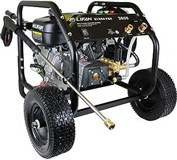 LIFAN 3,600 psi Gas Pressure Washer