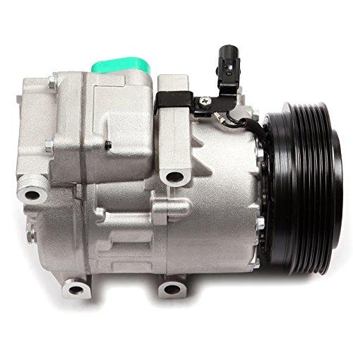 ECCPP Compatible fit for New A/C Compressor with Clutch CO 10916C - 977012B201 fits Sonata Santa Fe Sorento Optima ()