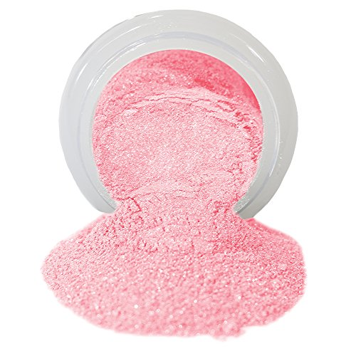 (ColorPops by First Impressions Molds Pearl Pink 19 Edible Powder Food Color For Cake Decorating, Baking, and Gumpaste Flowers 10 gr/vol single jar)