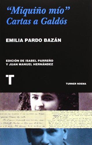 Descargar Libro Miquiño Mío Emilia Pardo Bazán