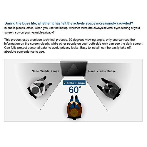 KAEMPFER Prevent Blue Light Privacy Filter Screen Protector for Apple iMac 27'' by KAEMPFER (Image #4)
