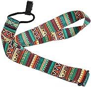 Ukulele Strap, MAGT Nylon Sturdy Durable Ukulele Strap Belt Adjustable Soft Feel Ukulele Strap Sling for Men,G