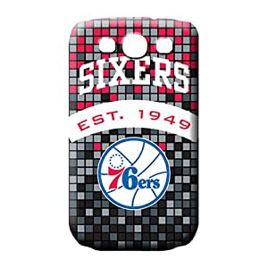 samsung galaxy s3 Classic shell Phone skin cell phone carrying covers philadelphia 80ers nba basketball