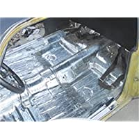 HushMat 612991 Sound and Thermal Insulation Kit (1994-1998 Mustang Floor)
