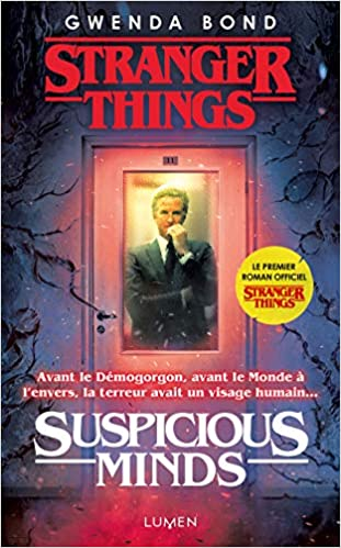 Stranger Things Suspicious Minds Amazon Ca Gwenda Bond