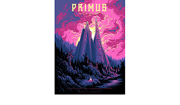 Primus Wall Art Lucero Poster Print Artwork Canvas Art Original Art Poster Gift Game Room Poster No Frame Poster Posters for Wall