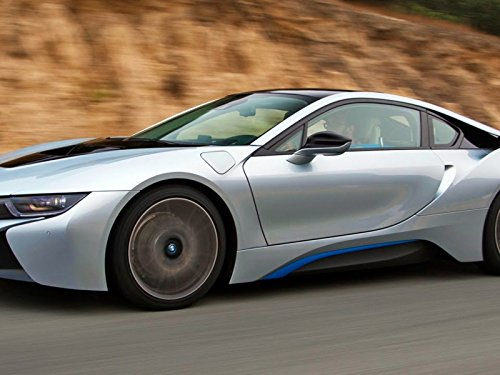 2015 BMW i8 Hot Lap! - 2014 Best Driver's Car Contender