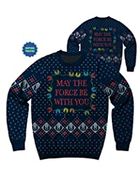 Star Wars Xmas Force Men's Ugly Christmas Sweater