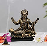 TIED RIBBONS Indian God Lord Hanuman Statue (27 cm X 10 cm) - Hanuman Idol Figurine for Temple Table Desktop Diwali Home Decoration and Diwali Gifts