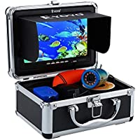 $136 » Eyoyo Portable Fish Finder Waterproof Underwater 1000TVL Fishing Camera 7 inch LCD…