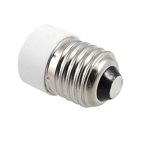 6-unidades SmartDealsPro E27 A E14 LED luz embellecedor para aplique de lámpara Bombilla adaptador
