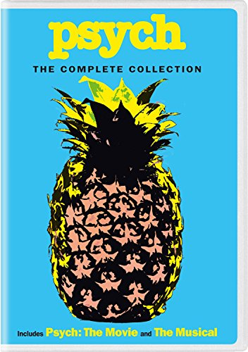VHS : Psych: The Complete Collection