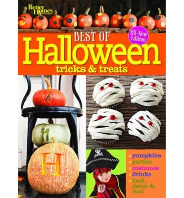 ([ Best of Halloween Tricks & Treats, Second Edition Better Homes & Gardens ( Author ) ] { Paperback })