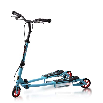 BO LU Scooter De Niños con Diseño Plegable Plegable con Un ...