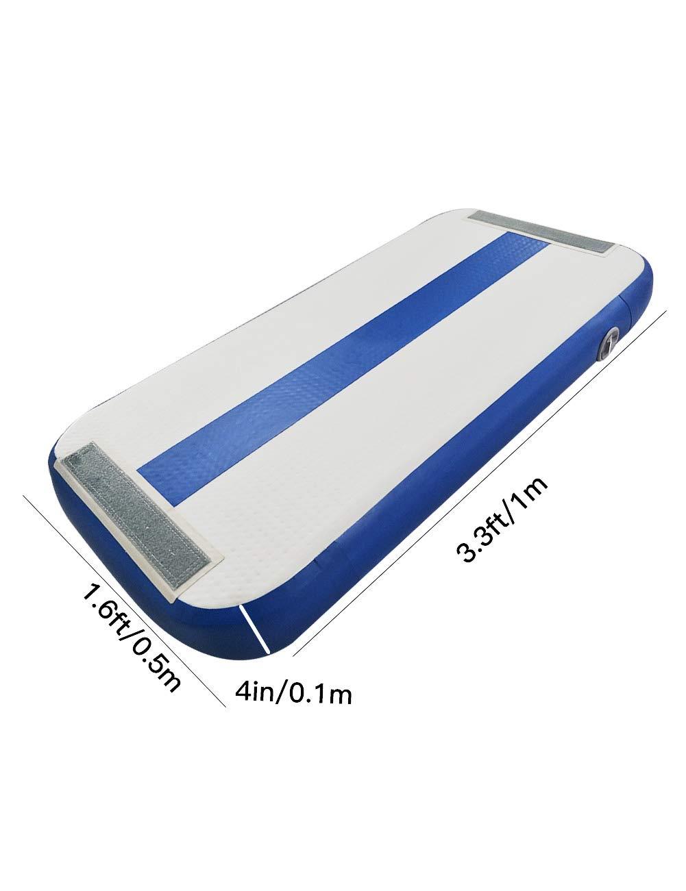 Amazon.com: AIRMAT FACTORY Air Track Gymnastics ...