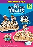 Rice Krispies Treats 36ct Variety Pack Cookies 'n Creme & Birthday Cake, 28 Oz, 36 Ct