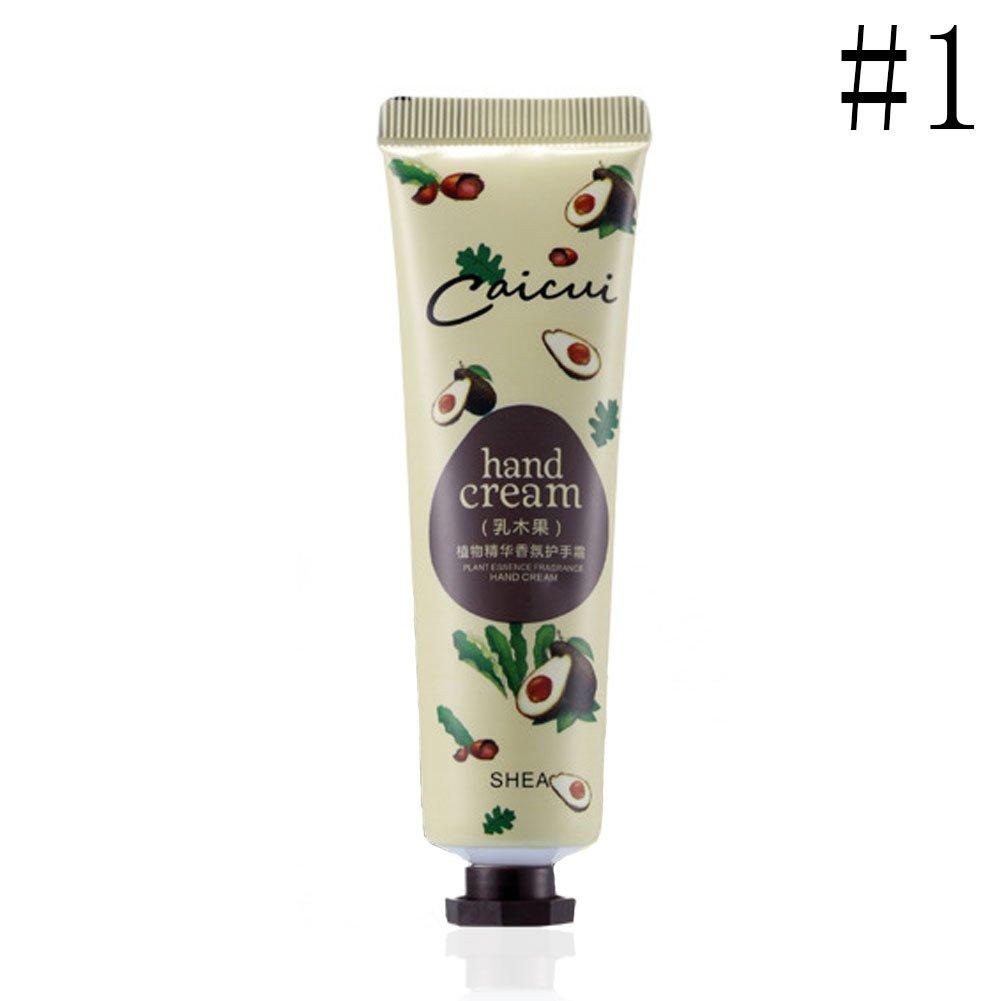 Gracefulvara Mini Cute Hand Lotions Nourishing Hand Feet Care Cream