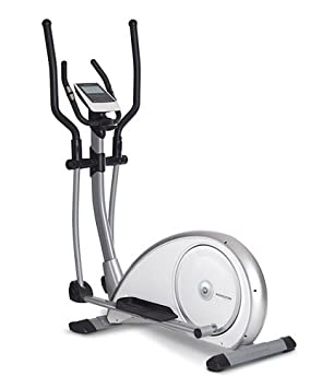Horizon syros elliptical fitness machine