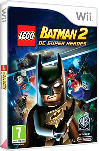 Lego Batman 2: Dc Superheroes: Amazon.es: Videojuegos