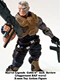 Review: Marvel Legends Cable 6