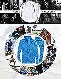 MACHLAB Men's Activewear Full Zip Warm Tracksuit