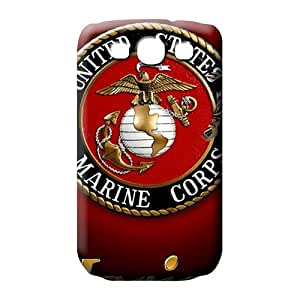 samsung galaxy s3 Excellent Fitted Premium New Fashion Cases mobile phone skins usmc logo