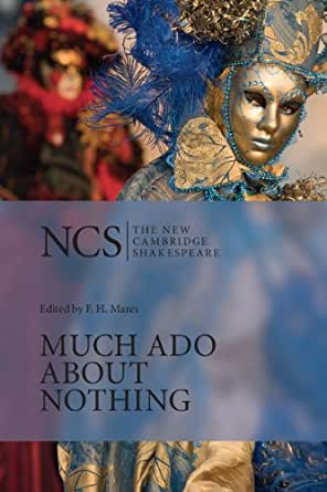 much ado about nothing the new cambridge shakespeare kindle edition by william shakespeare