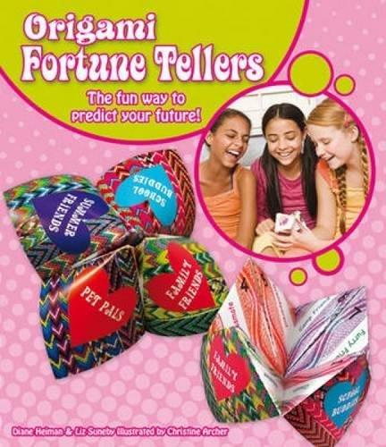 Origami Fortune Tellers (Dover Origami Papercraft)