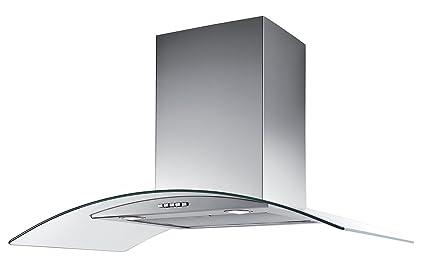 Campana de Cocina IHD Modelo T20094 de 90 cms en Acero Inoxidable ...