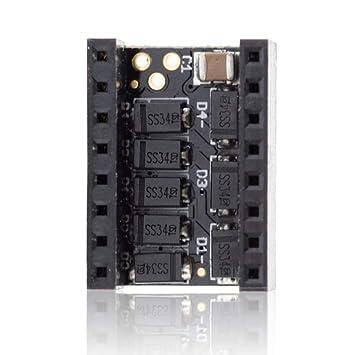 para el Accesorio Arduino Kits LDTR-WG0191 Tipo de Enchufe ...