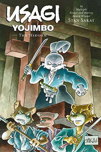 Pdf Graphic Novels Usagi Yojimbo: The Hidden