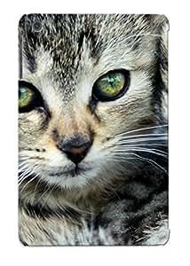 Resignmjwj High Quality Shock Absorbing Case For Ipad Mini/mini 2-Animal Cat