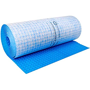 WarmlyYours 54 sq. ft. Prodeso Heating Membrane Roll, for Electric Floor Heating Installation