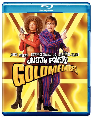 Austin Powers in Goldmember (BD) [Blu-ray]