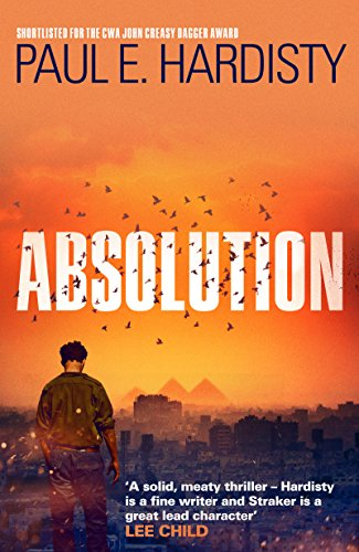 Absolution (Claymore Straker Series Book 4)