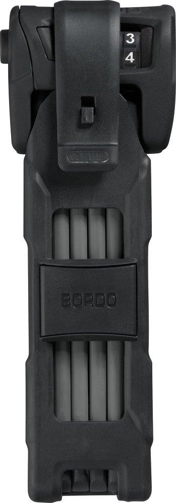 ABUS Bordo Combo 6100//75 Folding Lock