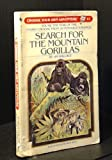 Search for the Mountain Gorillas, Jim Wallace, 0553260626