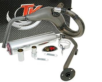 Turbo Kit bufanda R Escape para motor Hispania Furia 50, RYZ 50: Amazon.es: Coche y moto